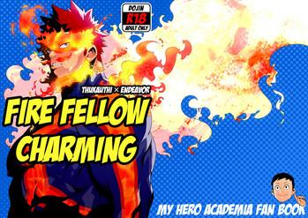 fire fellow charming cover
