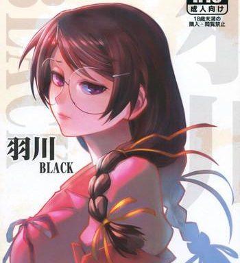 hanekawa black cover