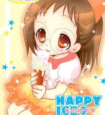 happy ice cream yadahazu bon cover